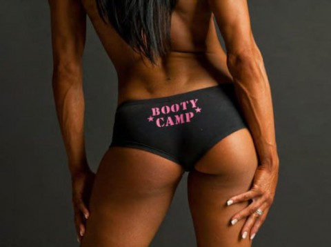 Lorraine Haddad Booty Camp