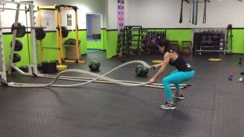 Crazy Ropes