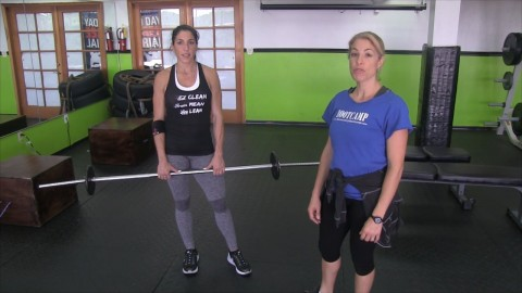 Upright Rows Variations