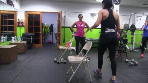WoFB Class Leg Workout