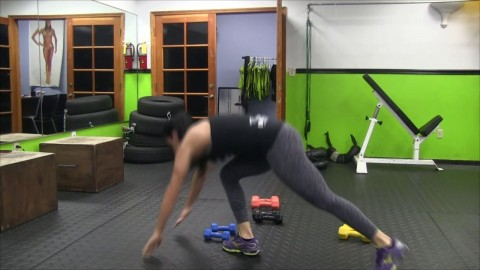 WoFB Class Workout Legs, Abs