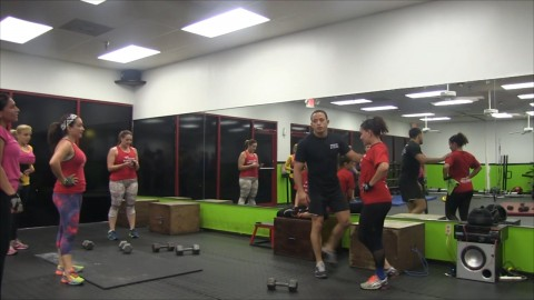 Workout with Coach Jason