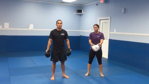 Kickboxing combinations made easy