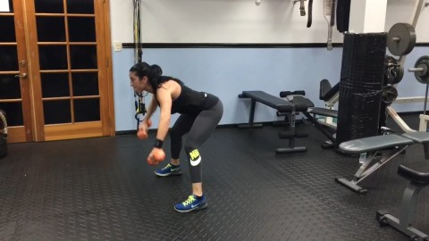Bent-Over Lateral Raises